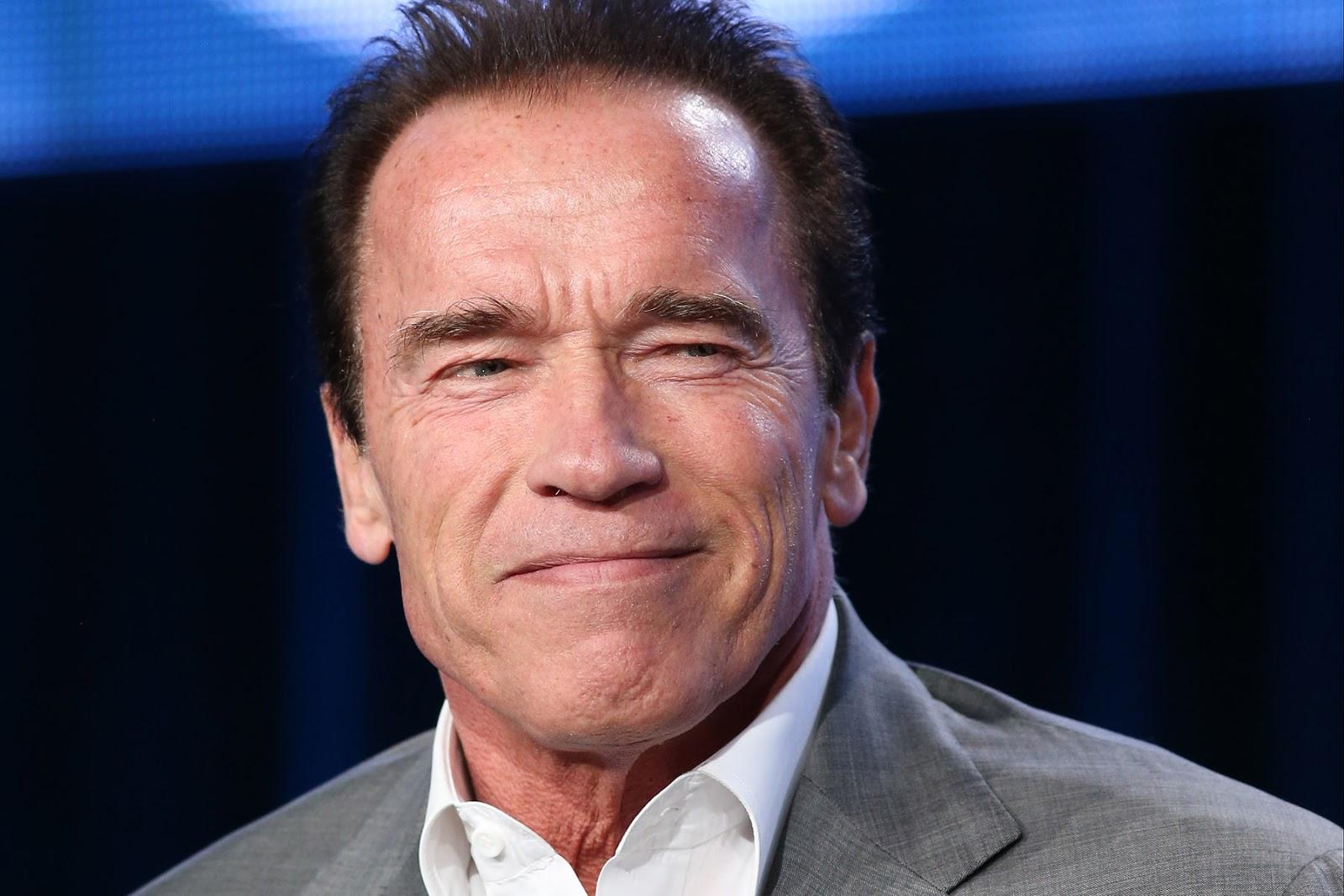 """Eu faria melhor do que o Obama como presidente"", diz Arnold Schwarzenegger"