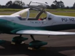 avião elétrico