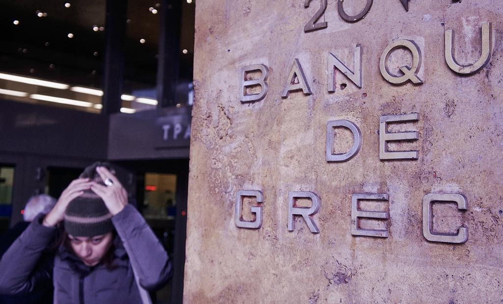 Governo grego anuncia que os bancos ficarão fechados na segunda-feira (29)