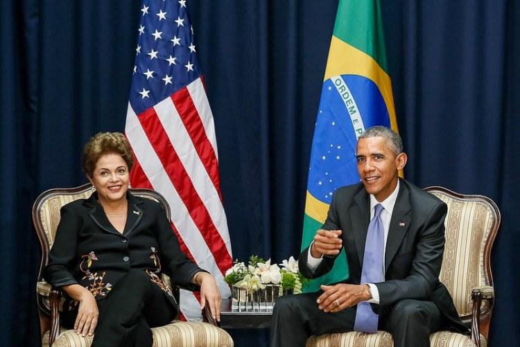 Dilma Rousseff cumpre agenda em Nova York para tentar atrair investimentos