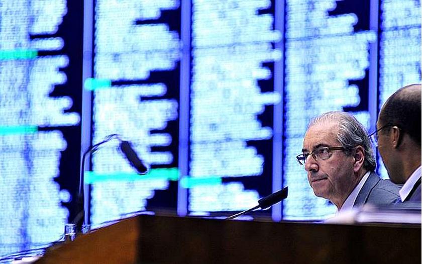 Eduardo Cunha planeja a instituição do sistema parlamentarista no Brasil