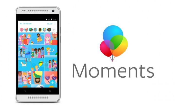 Moments: Facebook lança aplicativo que permite compartilhar imagens de modo automático e privado