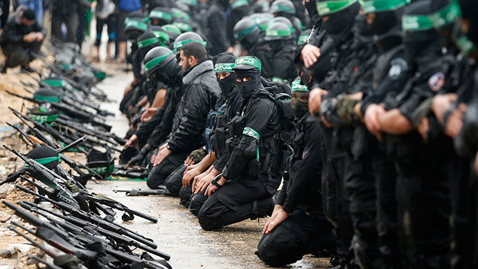 O Hamas está pronto para guerrear contra Israel