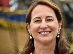 ministra francesa Ségolène Royal