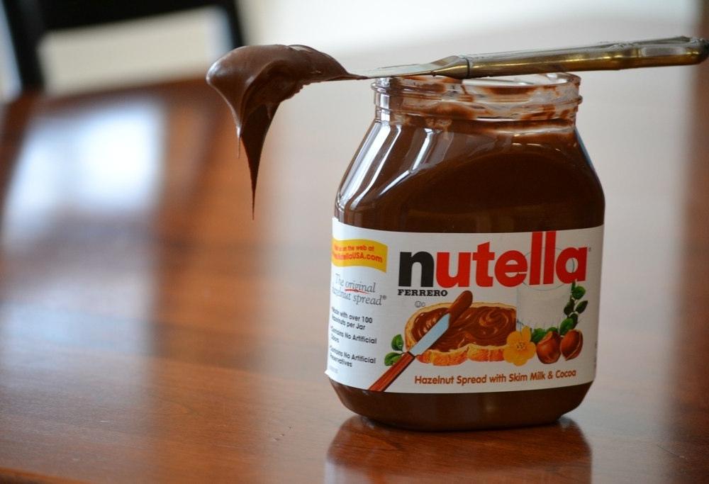 Ministra da Ecologia francesa prega boicote à Nutella