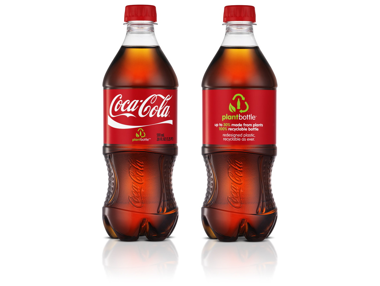 Na Expo Milão, Coca-Cola apresenta garrafa 100% reciclável