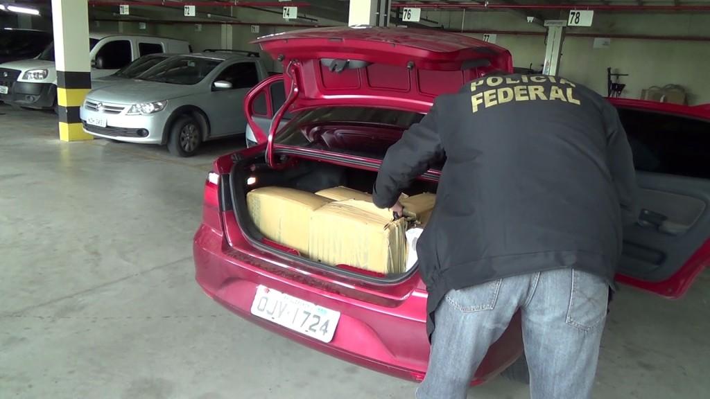 PF prende homem procurado pela Justiça com quase 300 quilos de drogas na Grande Natal