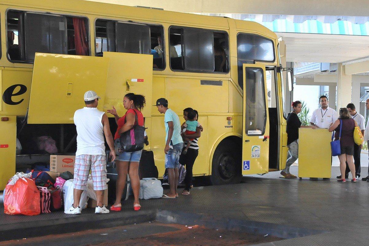 Tarifa de transporte rodoviário terá reajuste de 7,7% em julho
