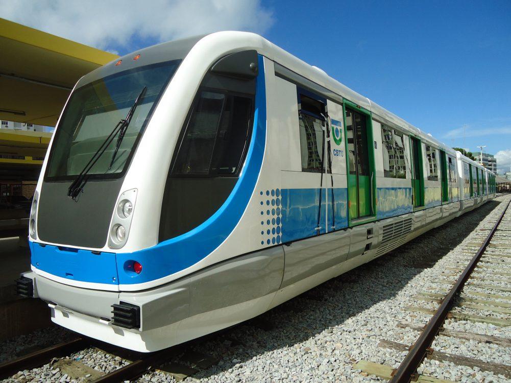 Governo recebe da CBTU projeto de expansão da linha férrea na região metropolitana de Natal
