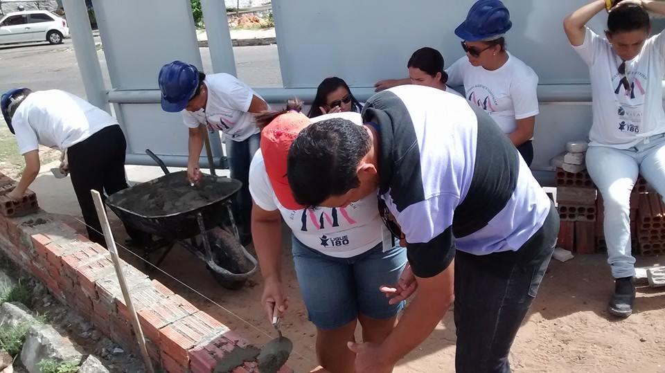 Obras de construção civil contratadas pelo Governo devem reservar 5% das vagas para mulheres