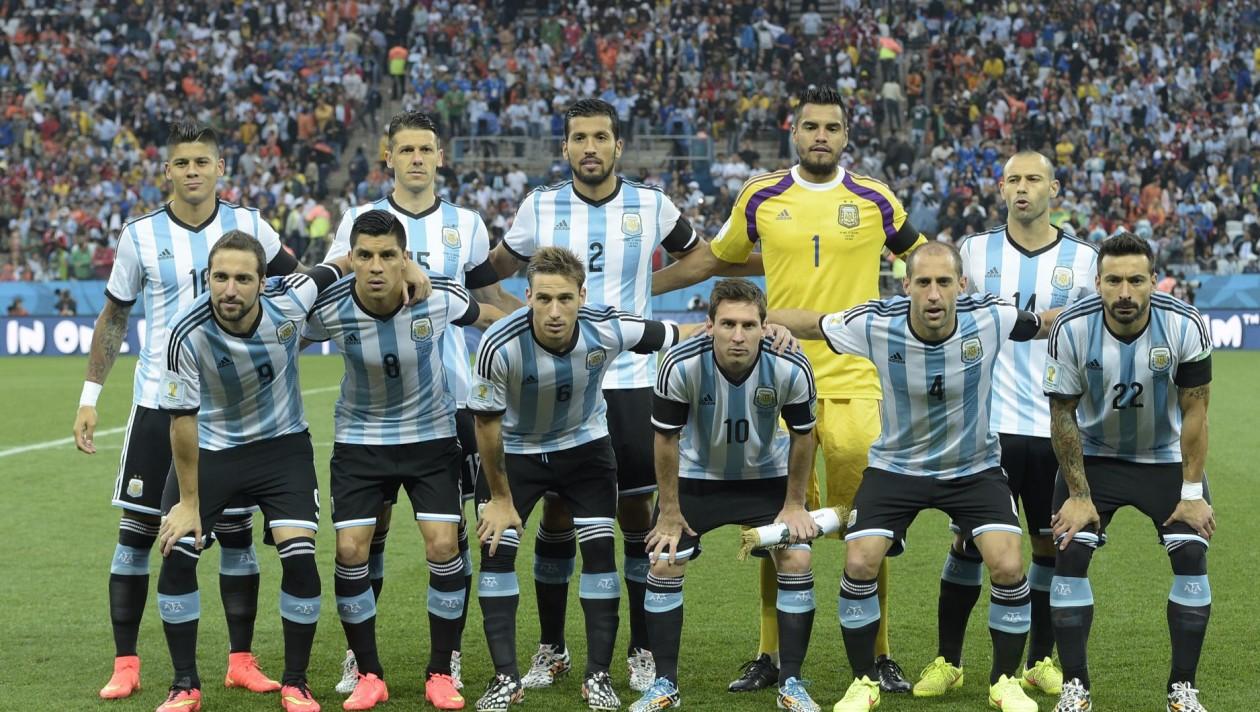 Argentina assume primeiro lugar no ranking de seleções da Fifa