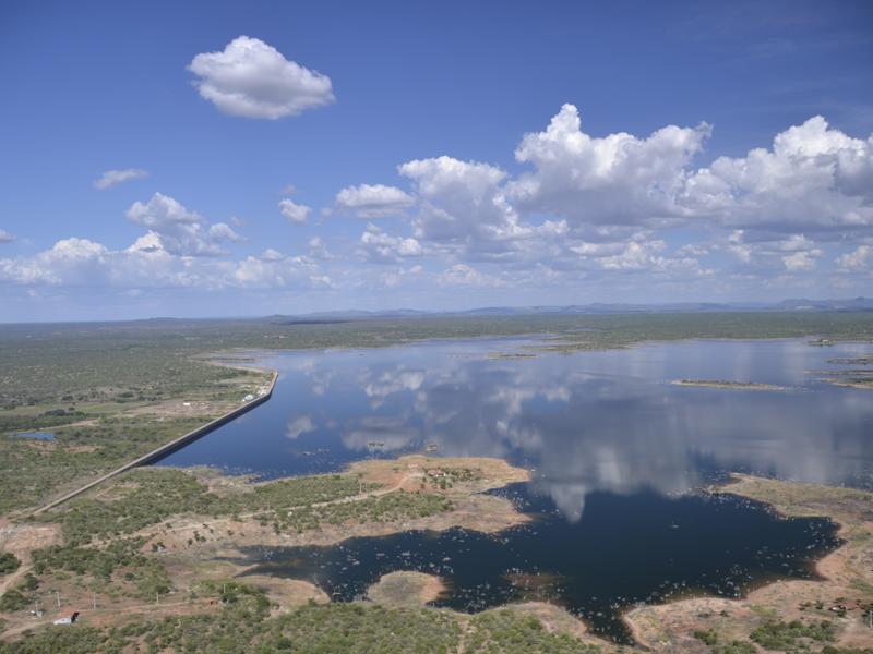 Reservatórios do RN estão com menos de 25% de sua capacidade