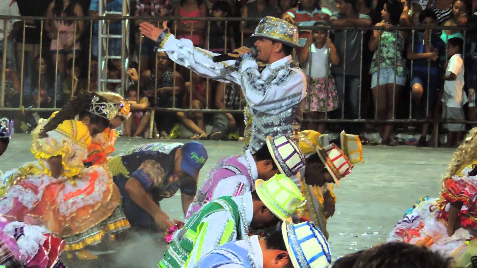 Festival de Quadrilhas Juninas prossegue até quinta-feira no Ginásio Nélio Dias