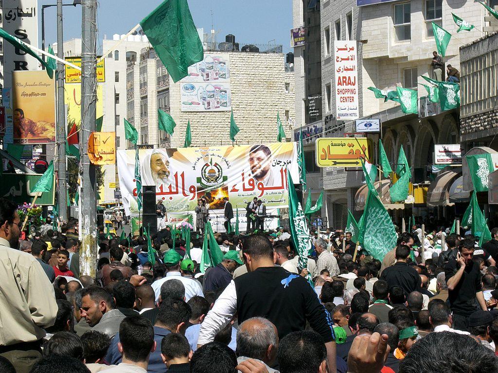 Hamas convoca 'dia da ira' contra israelenses