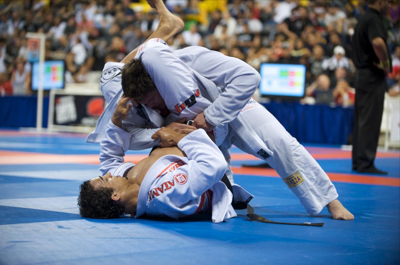 Inscrições para Open Pro de Jiu Jitsu já estão abertas