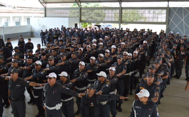 Polícia Militar do RN inicia cadastro para PM's voluntários a trabalhar no ENEM 2015