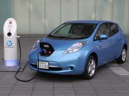 Nissan Leaf – carro elétrico
