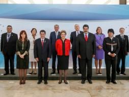 Presidente-posam-para-foto-oficial-no-encerramento-da-Cúpula-do-Mercosul-em-Brasília