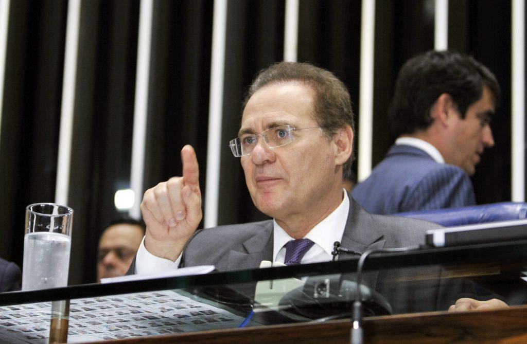 Justiça Federal de Brasília abre ação de improbidade contra Renan Calheiros