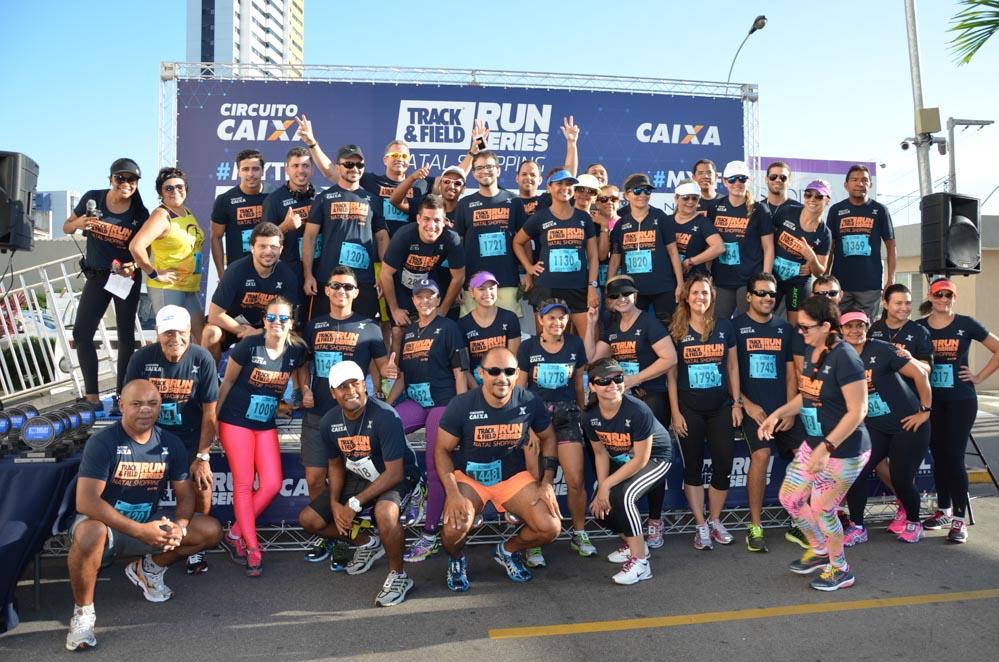 Circuito CAIXA Track&Field Run Series chega a Natal