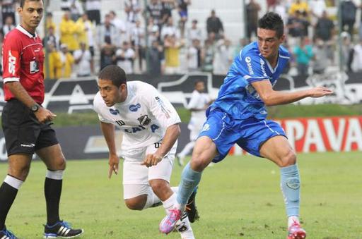 ABC enfrenta Paraná tentando encostar na ponta de cima da tabela