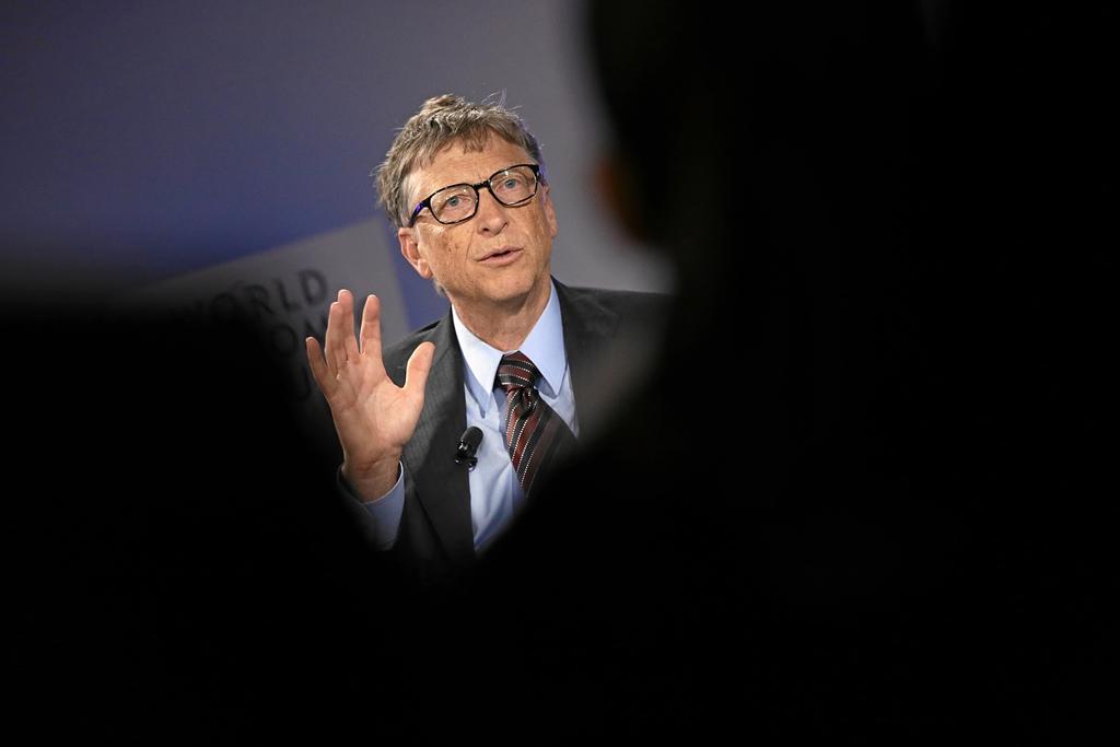"""Bill Gates acredita que dar """"nosso trabalho"""" para os robôs é uma coisa boa"""