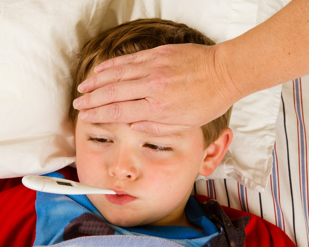 Doenças respiratórias atingem mais as crianças no inverno