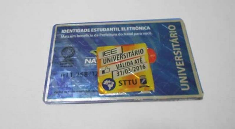 Validade do selo da Identidade Estudantil Eletrônica 2014 termina nesta sexta-feira (31)