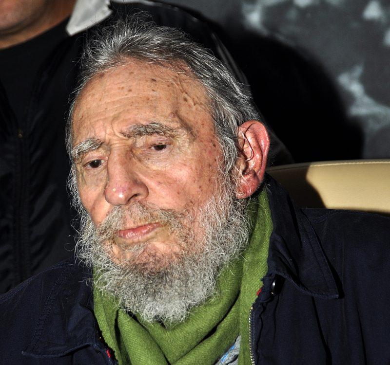 Fidel Castro participará de Congresso do PCC como delegado