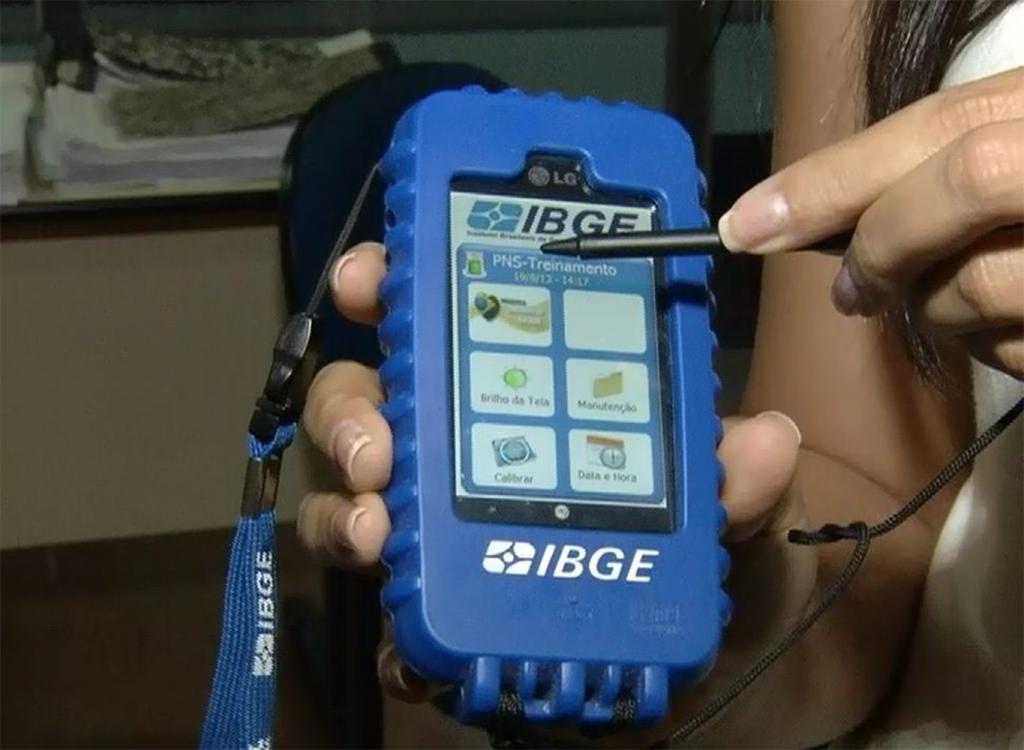 IBGE anuncia edital com 600 vagas para dezembro
