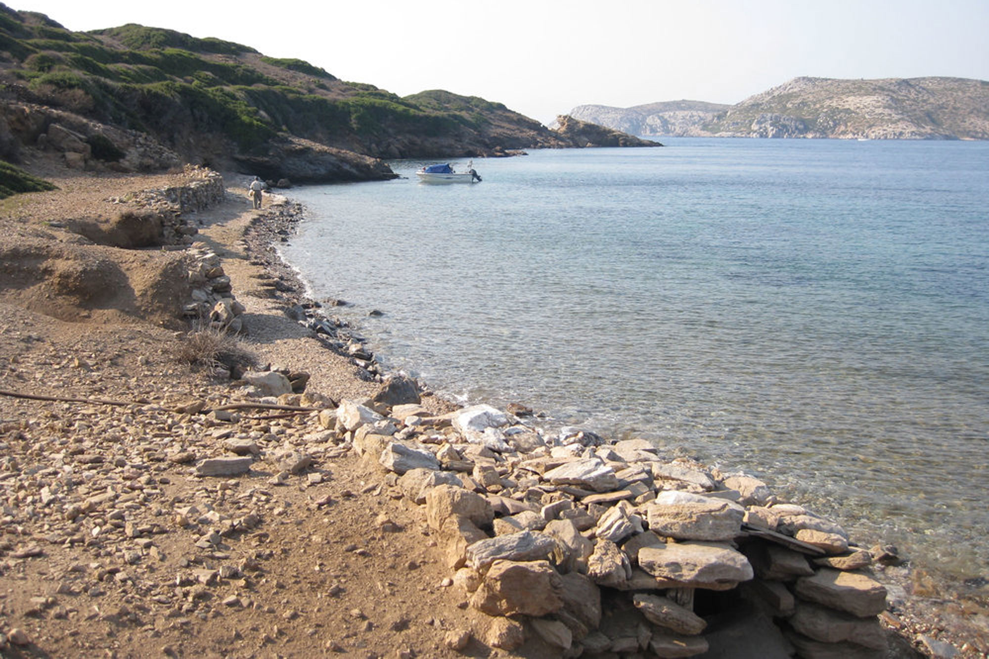 Crise na Grécia faz com que famosos comprem ilhas no país