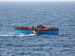 Seenotrettung im Mittelmeer