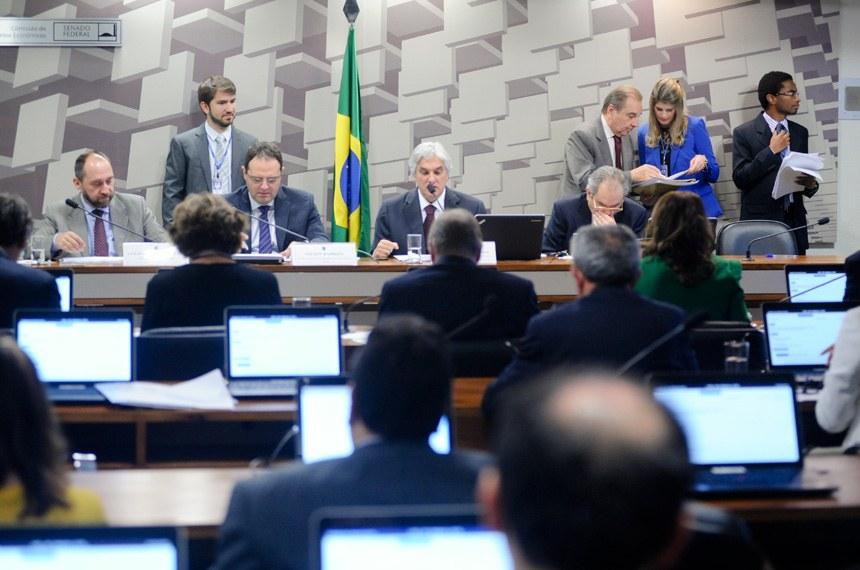 Ministro e advogado-geral da União explicam pedaladas fiscais