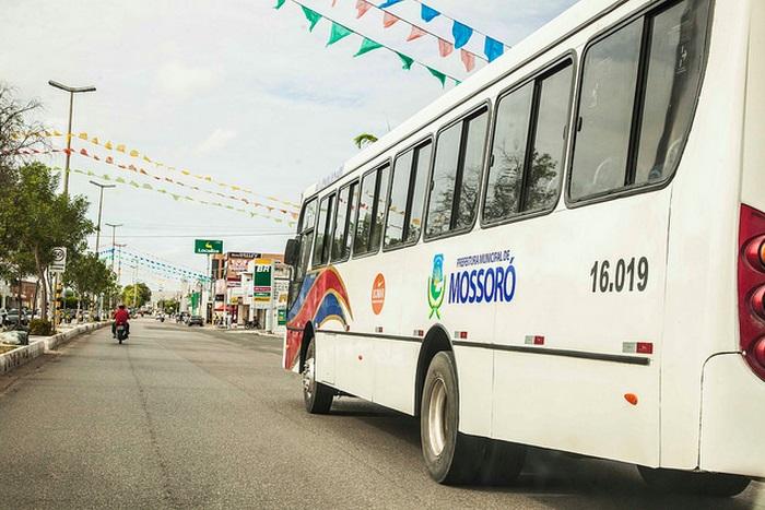 Em Mossoró, novos ônibus entram em circulação com gratuidade para estudantes