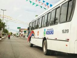 Ônibus em Mossoró