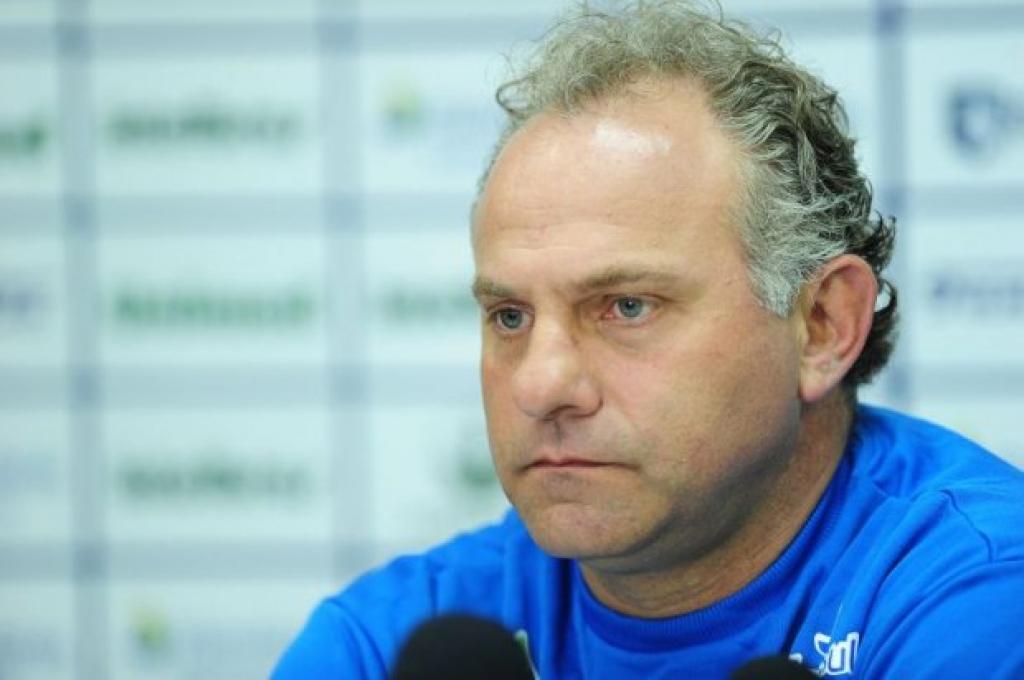 Toninho Cecílio é o novo treinador do ABC