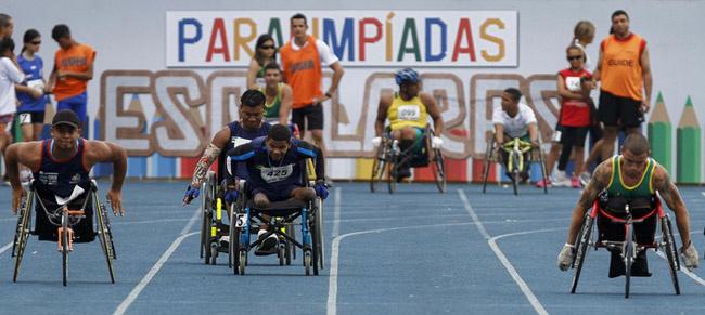 Rio Grande do Norte vai sediar Paralimpíada Escolar em novembro