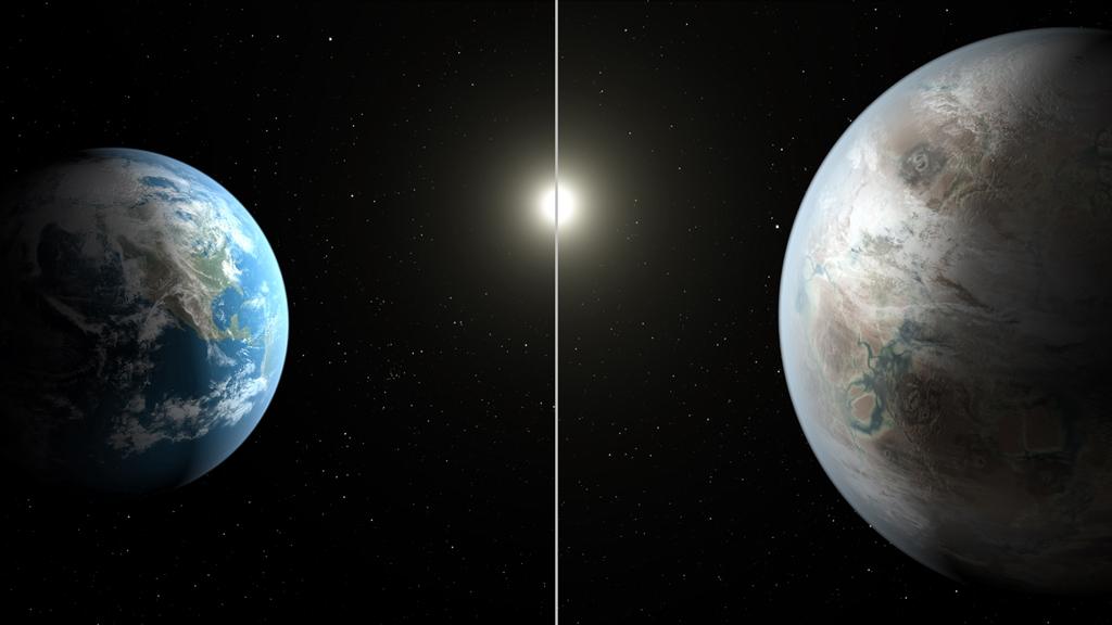 """Nasa anuncia descoberta de """"planeta gêmeo"""" da Terra"""