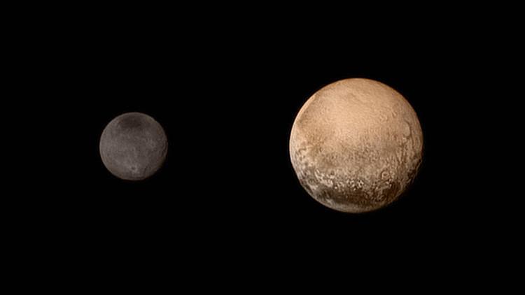 Sonda New Horizons se aproxima de Plutão e Nasa divulga fotos, confira!