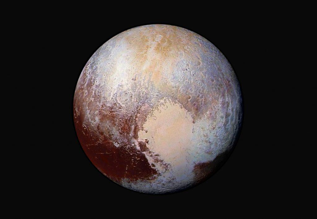 New Horizons pode ter encontrado oceano congelado em Plutão