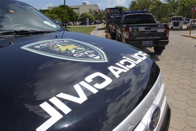 Polícia Civil prende suspeito de participar de latrocínio contra sargento da PM