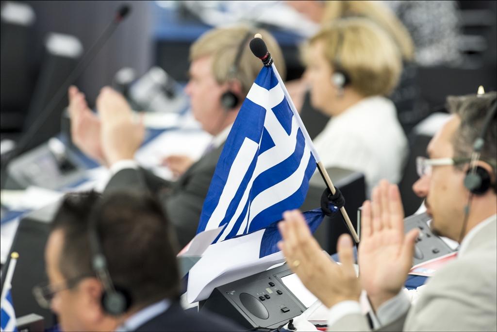 Rússia anuncia apoio a recuperação da economia grega