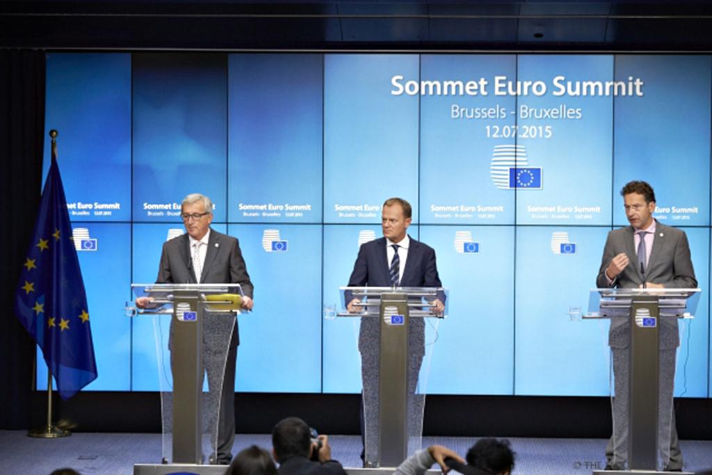 Europa e Grécia chegam a acordo e evitam saída da zona do euro