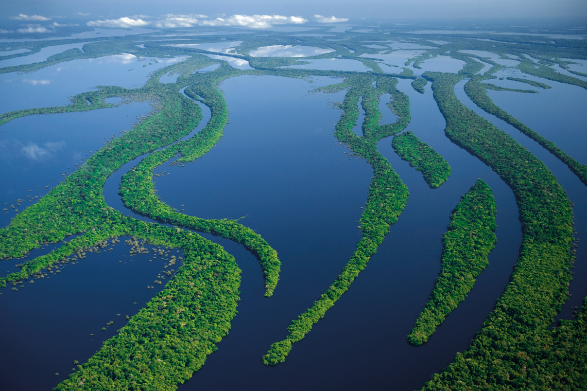 Conheça os 10 países com as maiores reservas de água doce