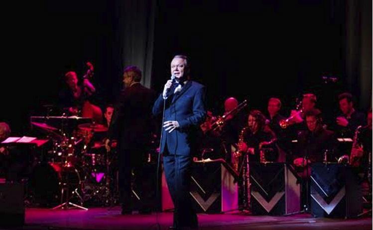 Espetáculo 'Salute To Sinatra' celebra o centenário de Frank Sinatra, e chega a Natal em agosto