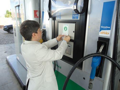 """Postos recebem """"Selo Verde"""" contra contaminação em Mossoró"""