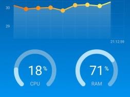 temperatura do celular