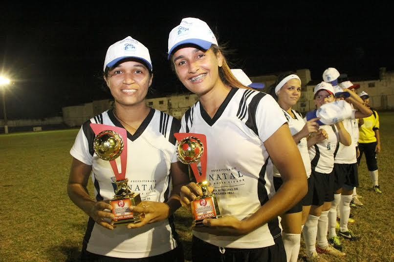 Coríntias é campeão da 1ª Copa Natal de Futebol Feminino