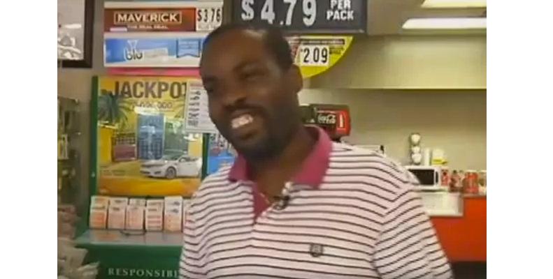 Homem consegue recuperar bilhetes premiados que tinha jogado no lixo