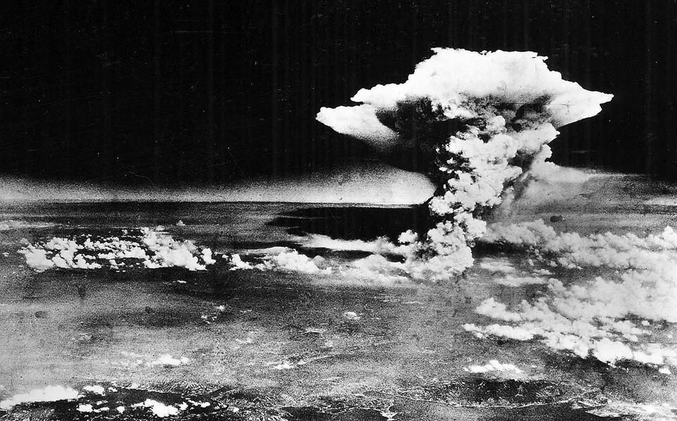 Hiroshima relembra 70 anos da bomba atômica